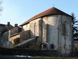 Abbatiale Saint-Maur de Bleurville (Vosges)