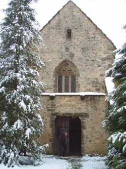 Eglise des Cordeliers de Les Thons