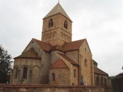 Eglise Notre-Dame de Relanges (Vosges)