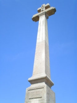 La Grande-Croix de Bleurville (Vosges)