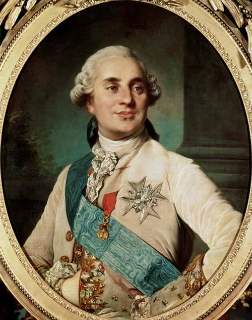 a letter for kinglois xvi Louis xvi's final testament written shortly before his execution has louis xvi's final testament discovered a french expert in ancient letters and a.