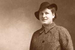 Marie Bretagnolle, ma grand-mère paternelle
