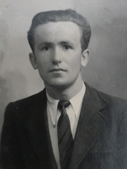 René Bretagnolle, demi-frère de Marie