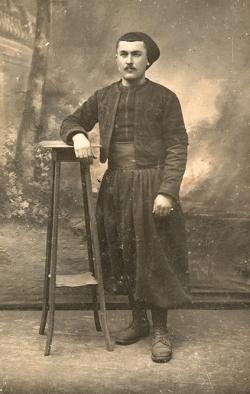 Maurice Chaumeil, frère de Joseph