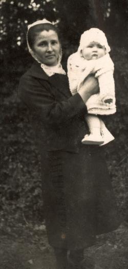 Marie-Ange Daniel, la sœur aînée