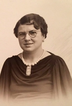 Jeanne Poirier, Ma grand-mère maternelle