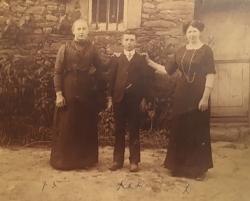 Marie-Joseph, Joseph et Jeanne