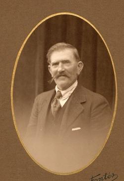 Joseph Richard, le père de Jeanne