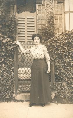 Marie-Rose Richard, sa sœur