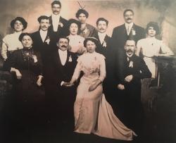 Mariage de Jeanne Richard et Joseph Poirier