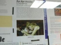 Bye Bye Blondie le film