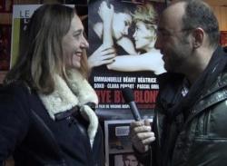 Interview de Virginie Despentes par Mathieu Lamarq