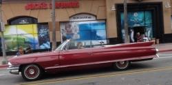 voiture américaine, année 70's