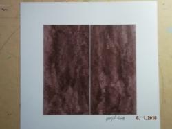 Acrylique sur papier