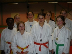 les benjamines a LOUVIERS