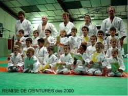 remise de ceinture des 2000