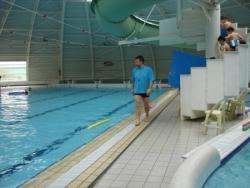 phillipe notre maitre nageur attitré