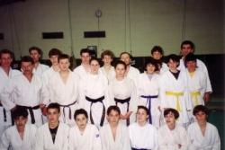 judo club paceen en 1993