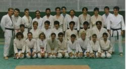 judo club paceen en 1988