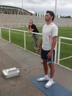 Frédérico Tudichini dépistage biomécanique rugby j