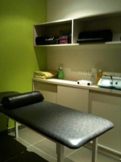Box Physiothérapie