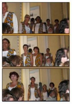 Concert à la Chapelle Pointue