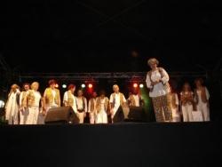 2009 Concert - Journée du handicap à Saint Pierre