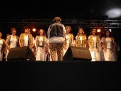 Concert pour la journée du handicap à Saint-Pierre