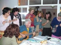 ...chantent tout le temps !