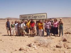 2004 Métis'sages en Namibie