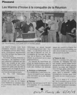 2008 Rencontre avec les marins d'iroise