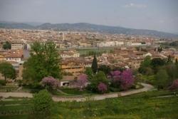 Vue du Giardino Bardini