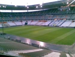 Le Stade de France vide