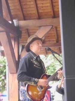 Concert Alan Carter Touques août 2011