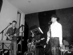 Concert d'Open Road à Muis 25 novembre 2011