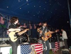 Concert de Backslide le 19 mai 2013 à La Saussaye
