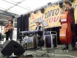 Concert de Billy Jam à Tours juillet 2012