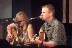 Concert de Courtney Patton et Jason Eady à Pontivy mai 2016