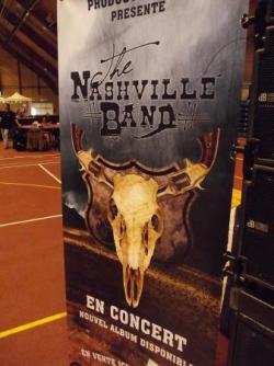 Concert de Nashville Band le 15 juin 2013 à Goussainville