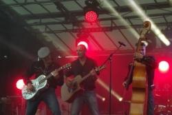 Concert de Nashville Cats le 17 août 2013 Bain de Bretagne