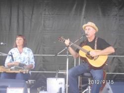 Concert de Rag Mama Rag le 15 septembre 2012