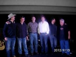 Concert de Sandy et les Prairie Dogs à Maromme le 15/09/2012