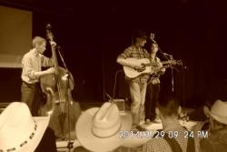 Concert de The Subway Cowboys 29 mars 2014