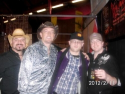 Concert de Zane Lewis à Cergy février 2012