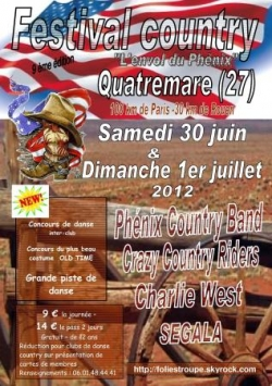 Festival de Quatremare 2012