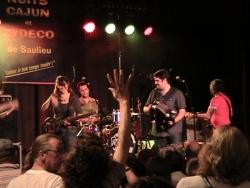 Nuits Cajuns de Saulieu 2012