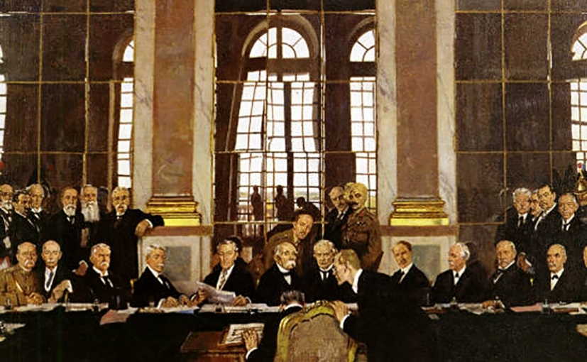 an analysis of the fall of 1922 and the versailles treaty for germany Get an an analysis of love in the an analysis of the fall of 1922 and the versailles treaty for germany need help with part 4 an analysis of characters in.