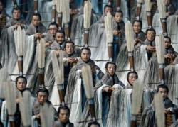 La Chine et les valeurs confucéennes....