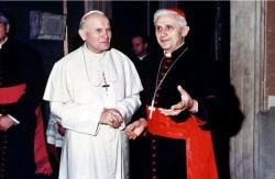 Benoît XVI, qui approfondit le sillon...