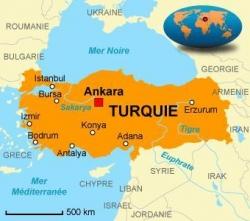 La Turquie n'est pas en Europe....